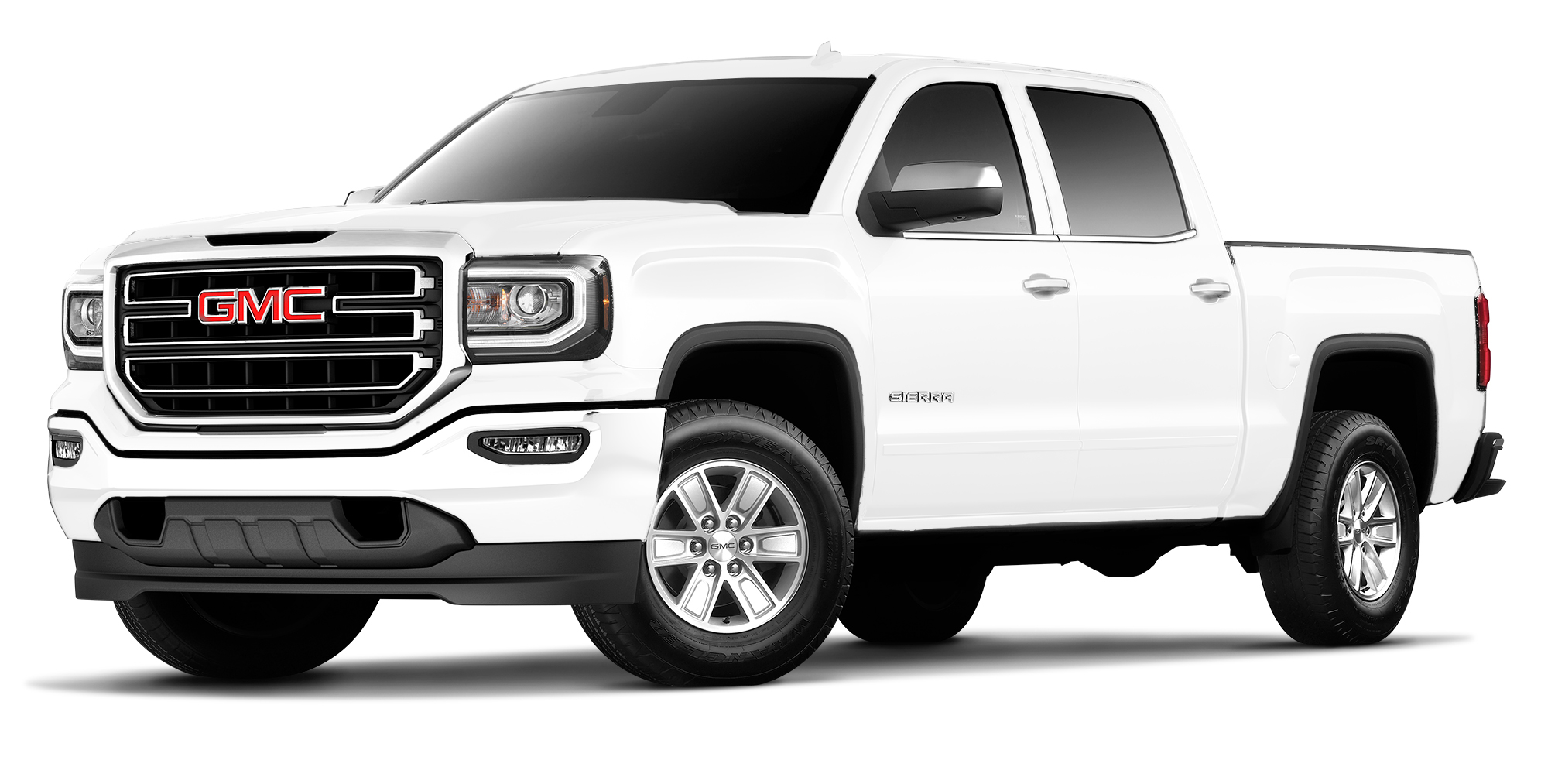 2017 GMC Sierra 1500 White Winnipeg