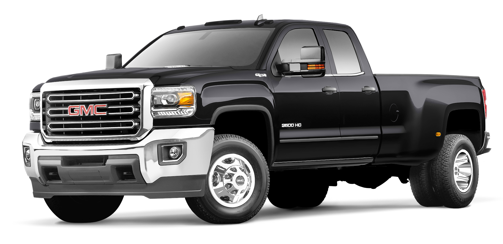 GMC Sierra 3500 HD Iridium