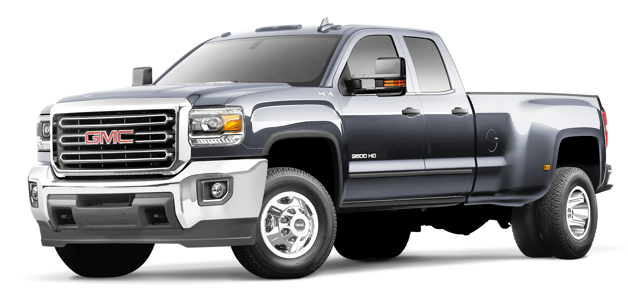 GMC Sierra 3500 HD Steel