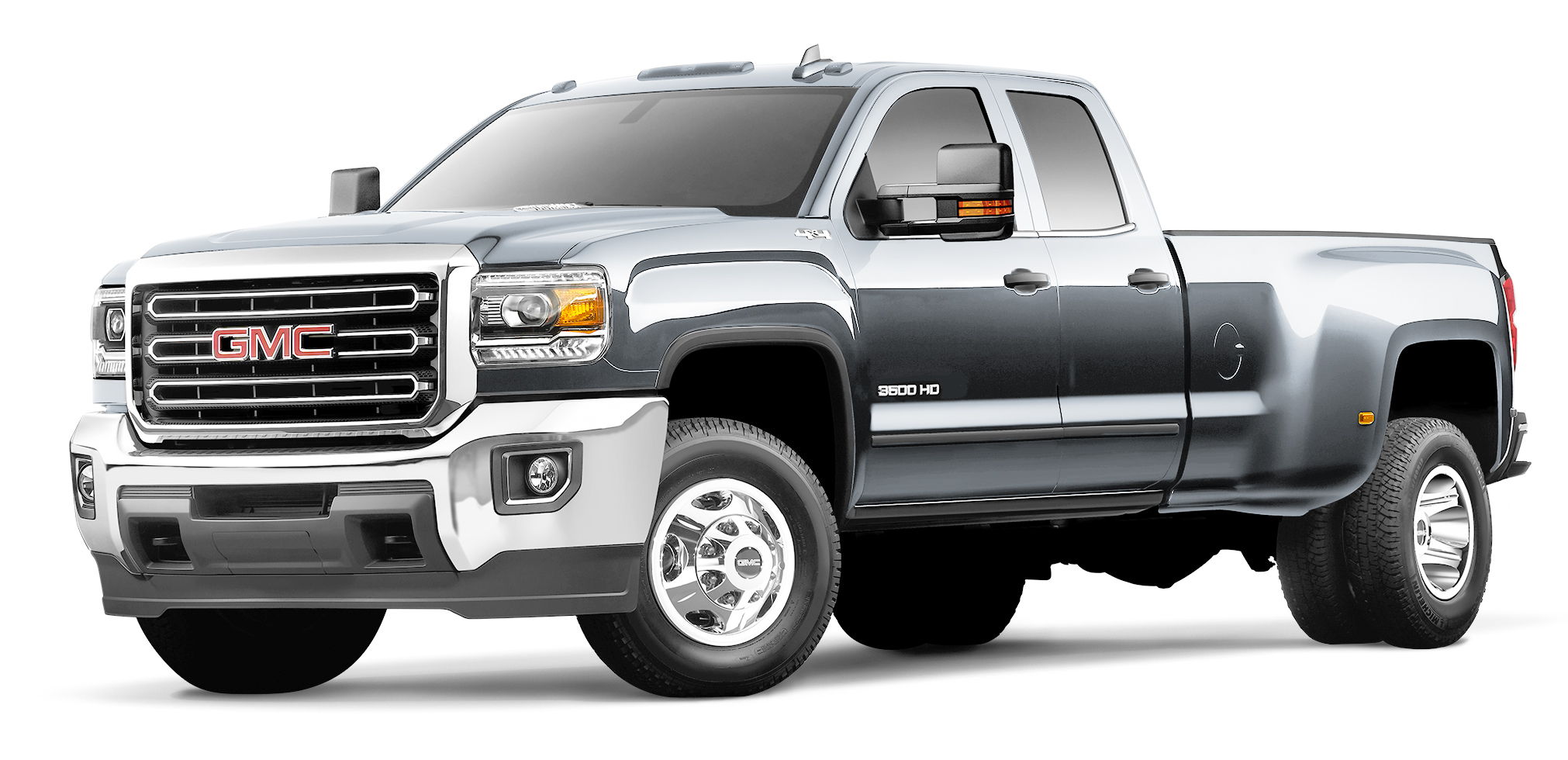 GMC Sierra 3500 HD Quicksilver