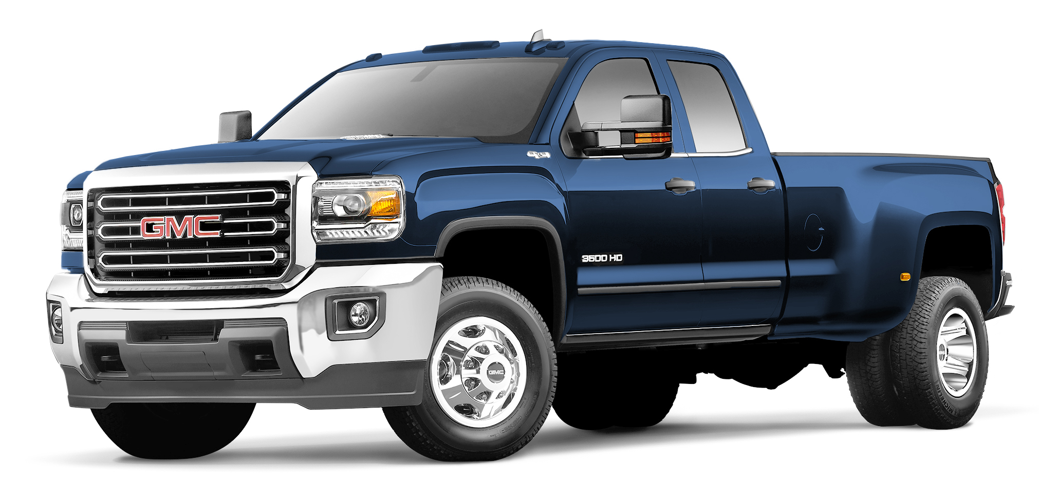 GMC Sierra 3500 HD Blue