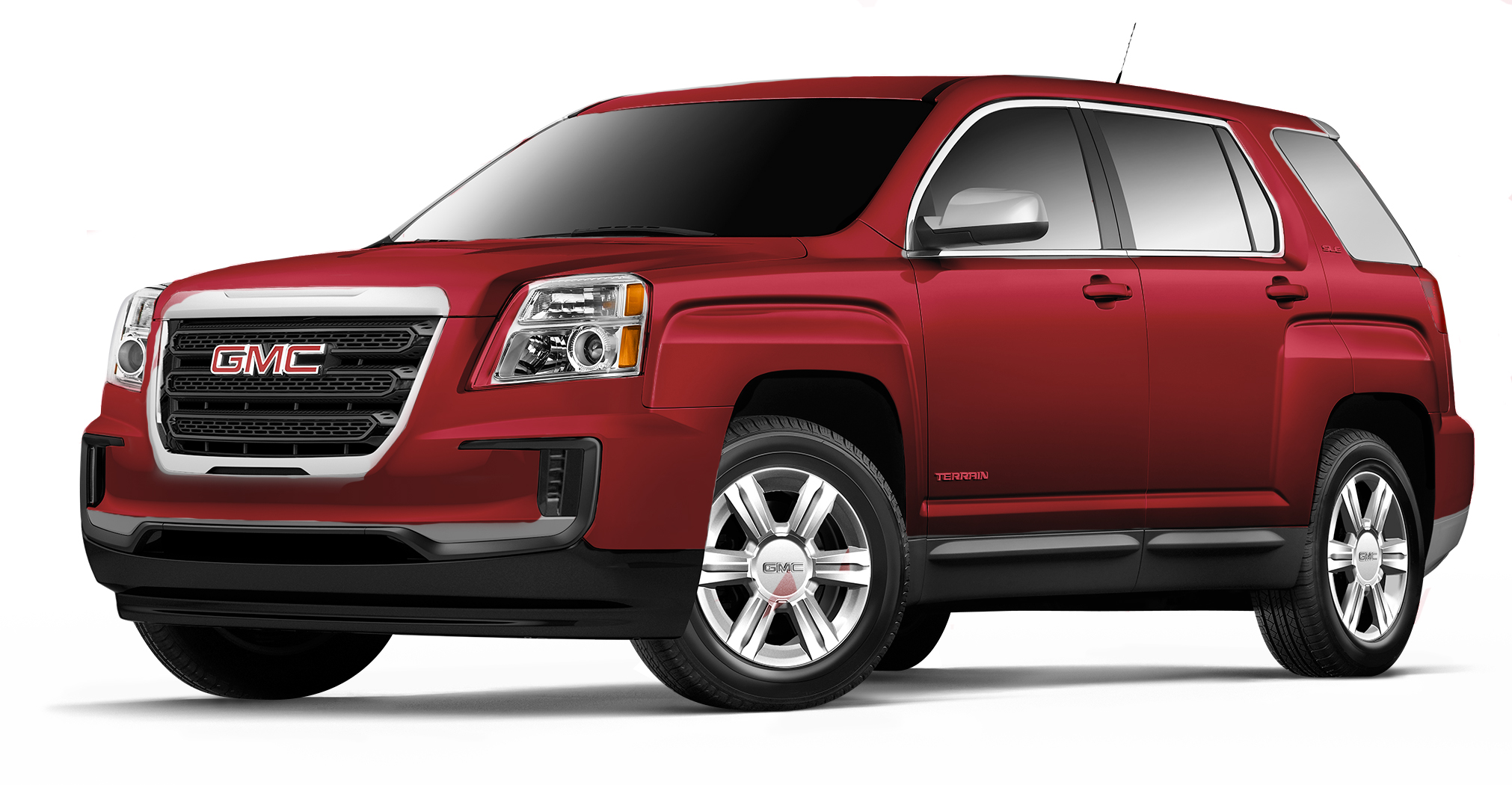 2017 GMC Terrain Winnipeg Crimson