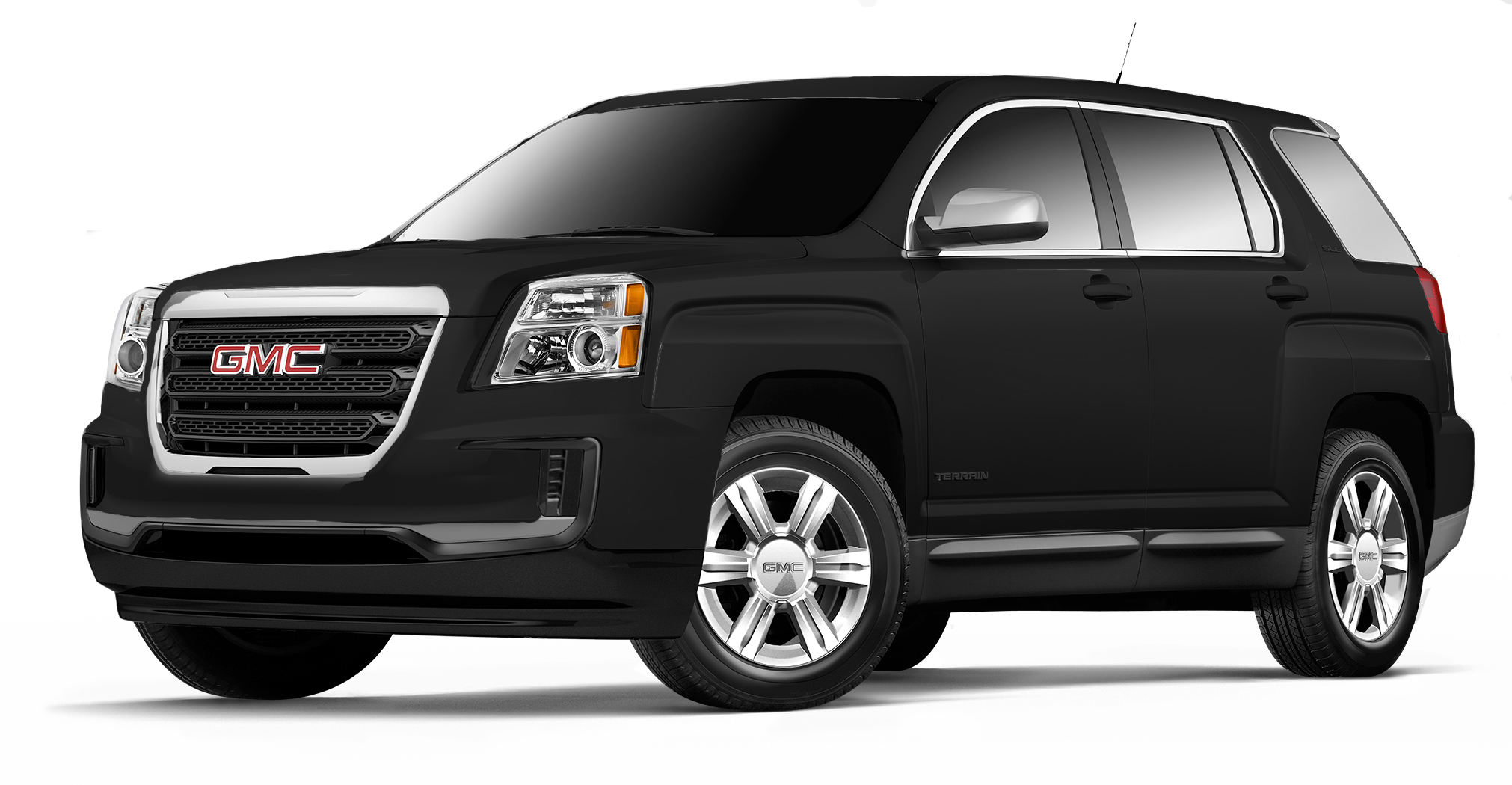 2017 GMC Terrain Winnipeg Ebony