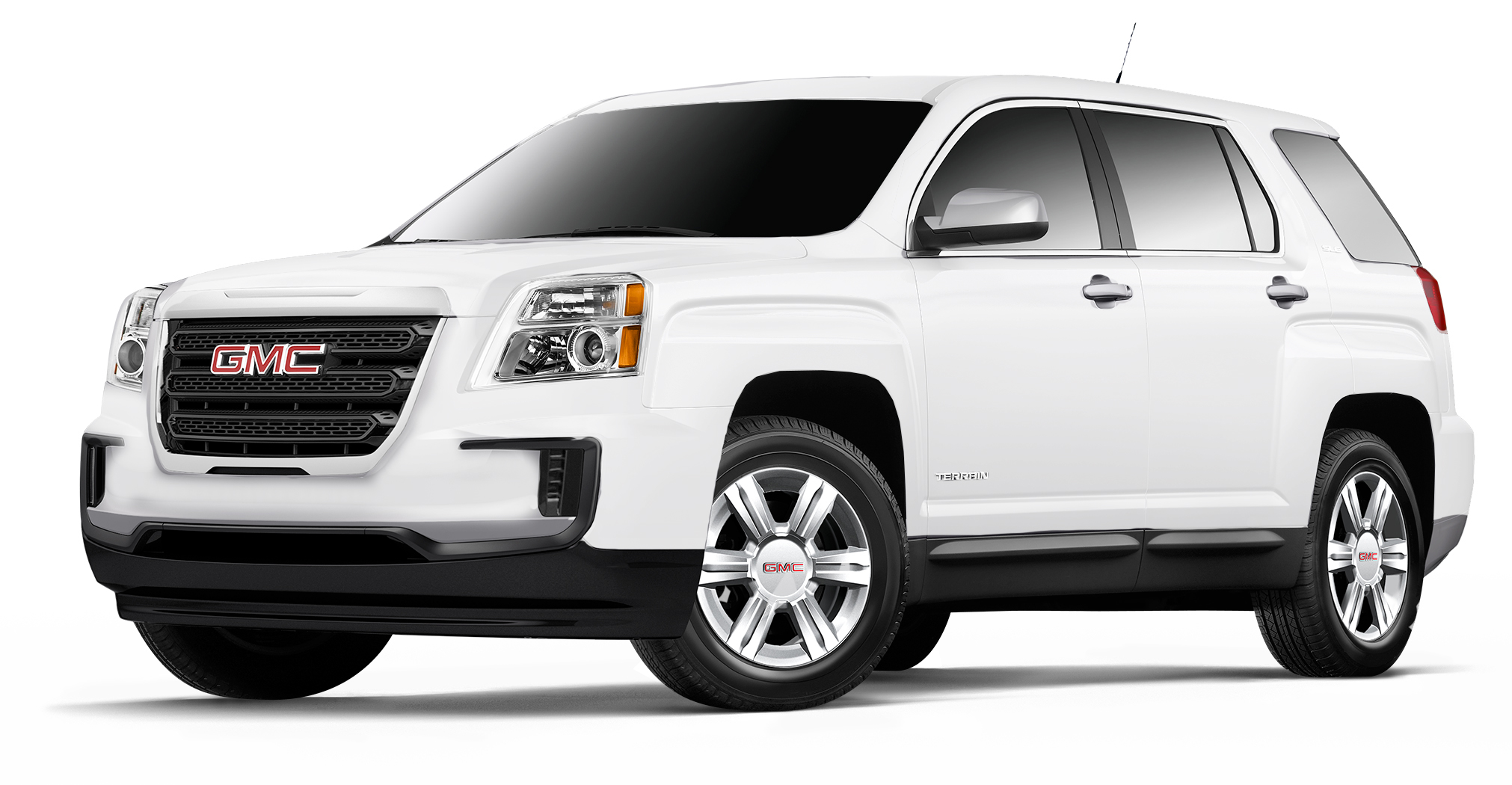 2017 GMC Terrain Winnipeg White