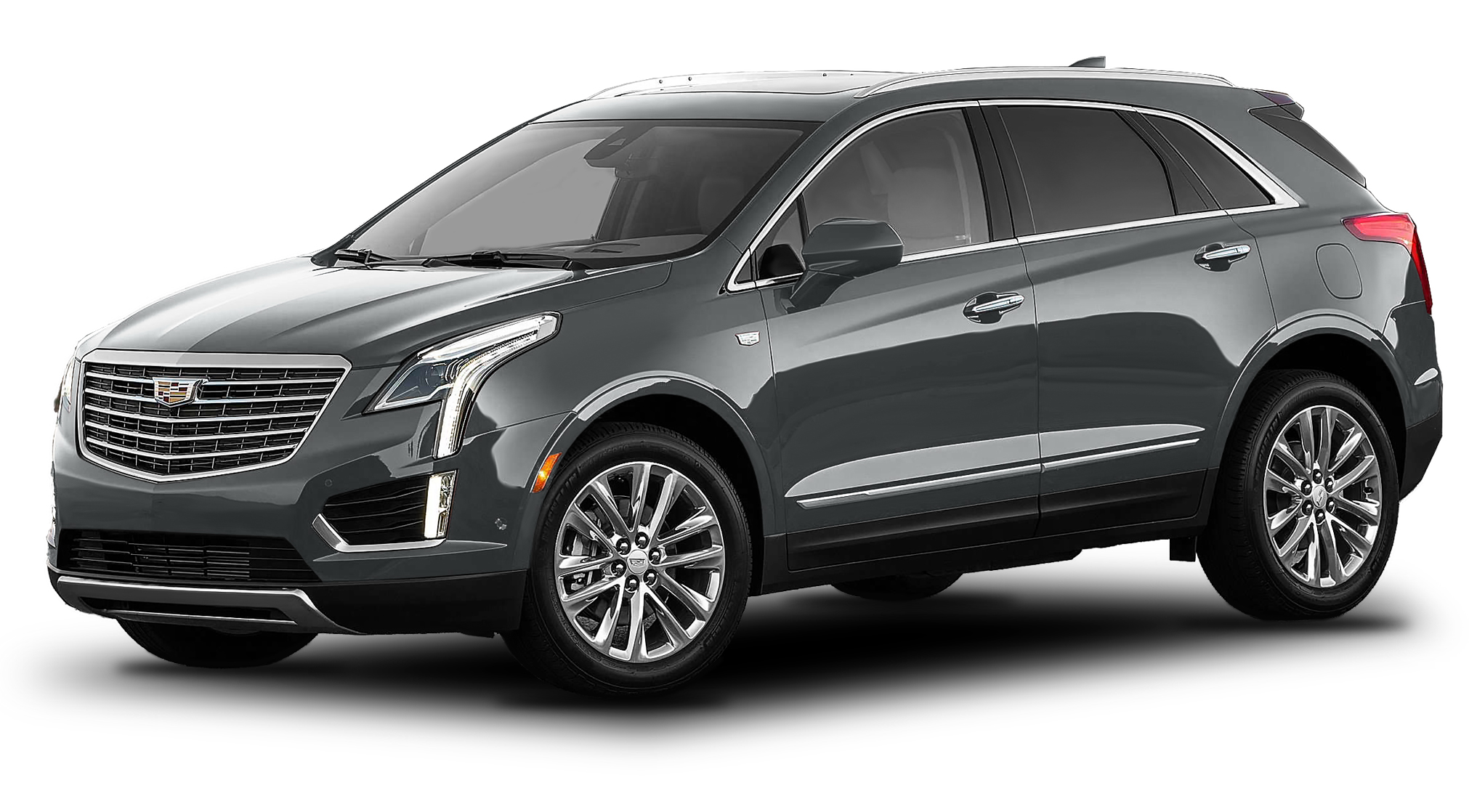 Cadillac XT5 Phantom Gray Metallic