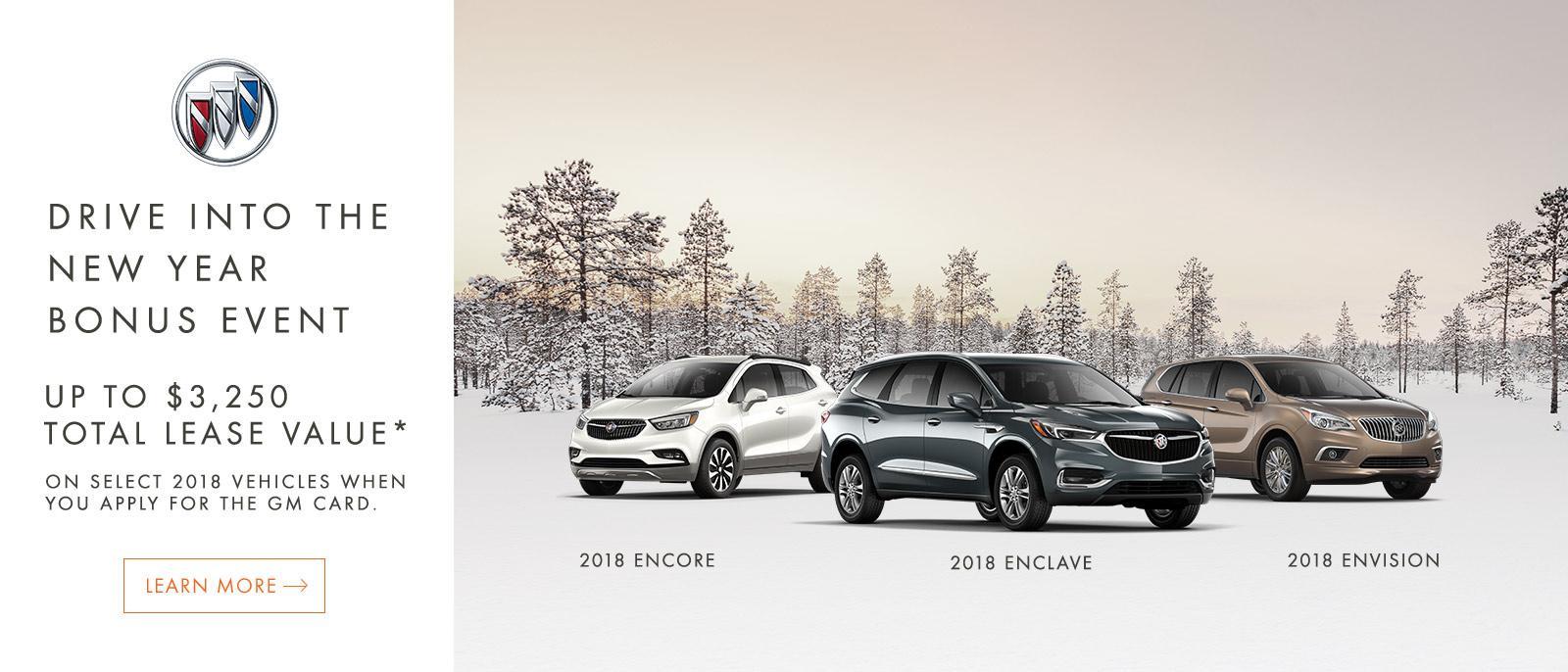 Buick January