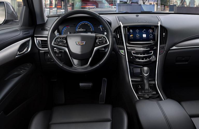 Cadillac ATS Interior