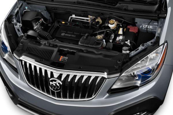 Buick Encore Engine