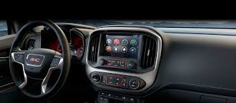 GMC Canyon Dash