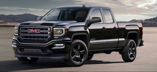 2017 GMC Sierra Elevation Edition Winniepg