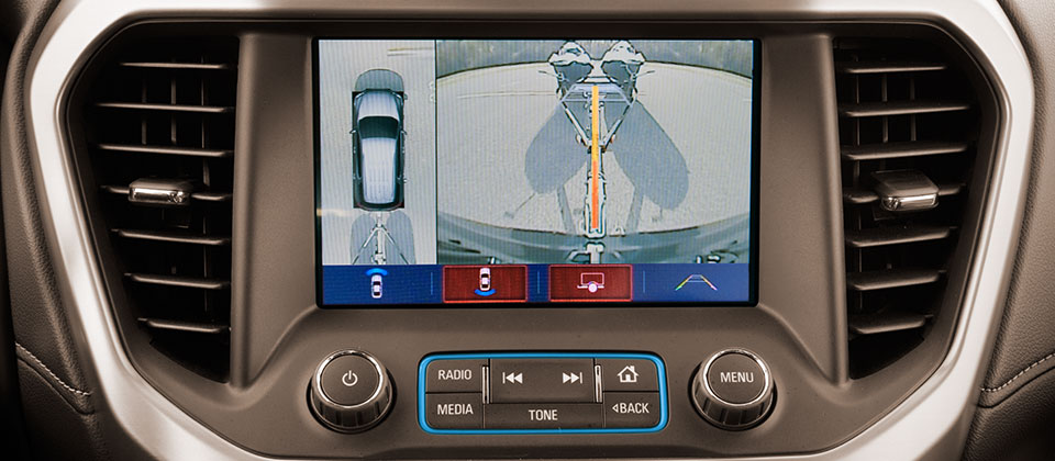 GMC Winnipeg Active Towing System and Rear Camera