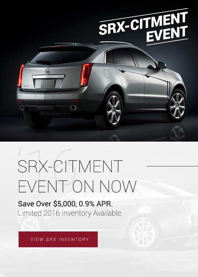 Cadillac SRX Winnipeg