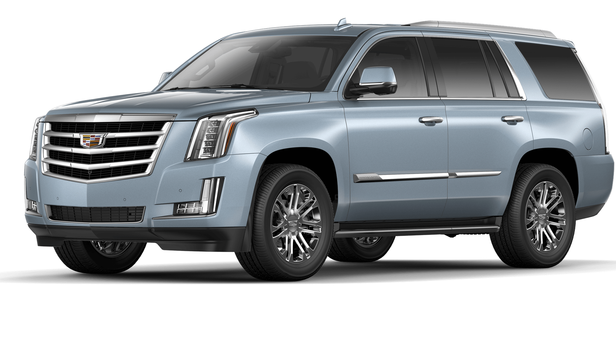 Cadillac Escalade Gray Silk Metallic
