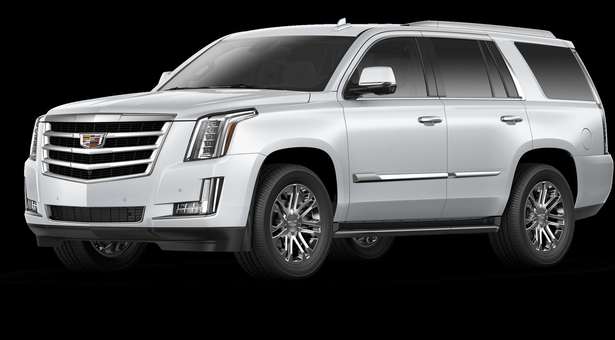 Cadillac Escalade Radiant Silver Metallic