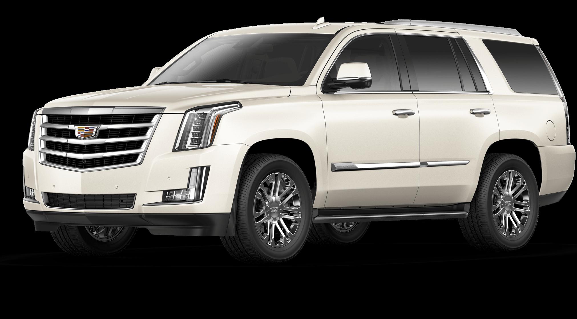 Cadillac Escalade Silver Coast Metallic