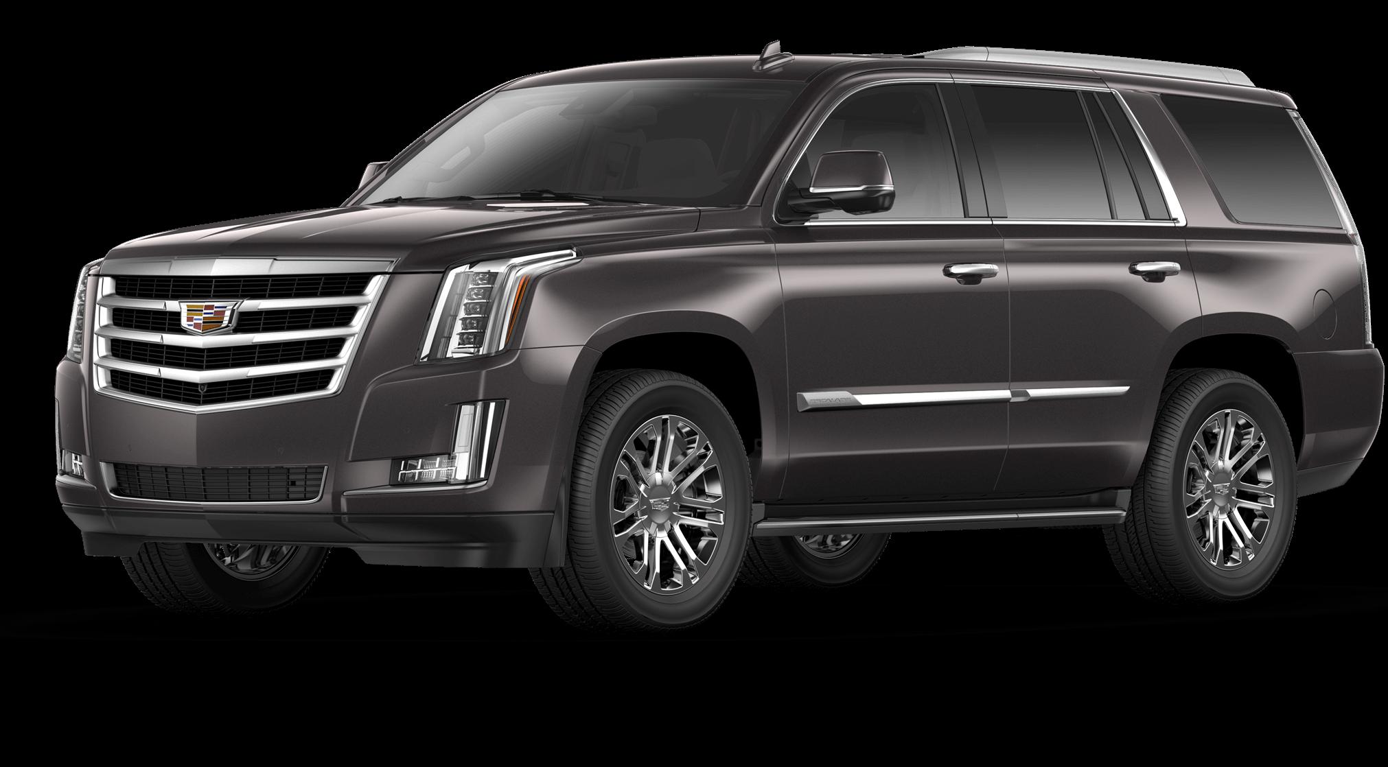 Cadillac Escalade Dark Granite Metallic