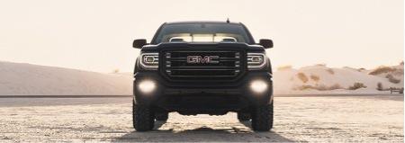 2016 GMC Sierra X Front