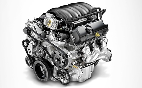 2017 GMC Sierra Eco Tec3 V8 Engine