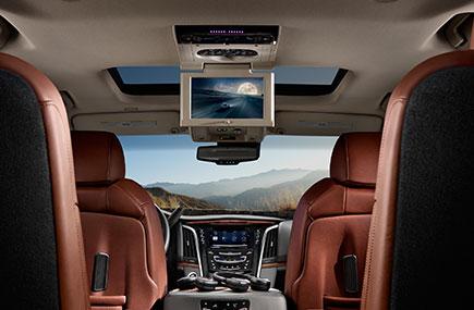 Cadillac Escalade Winnipeg Technology