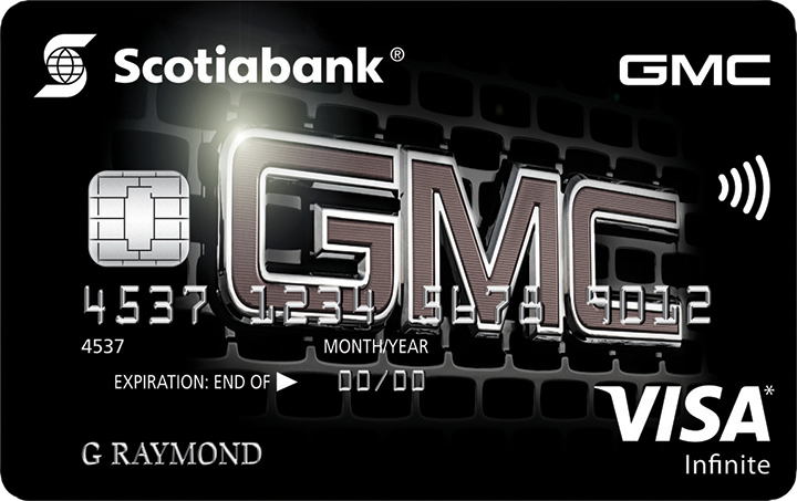 GM Visa Credit Card Application Winnipeg