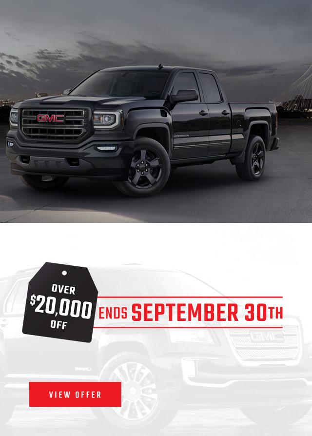 2016 GMC On Sale