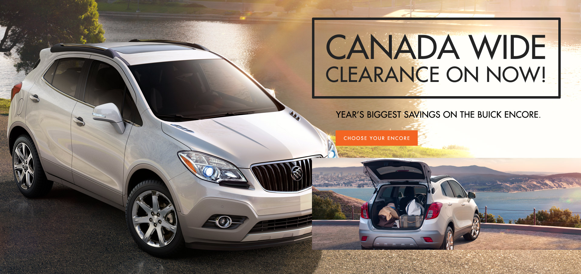 Buick Dealership Winnipeg Sale Event