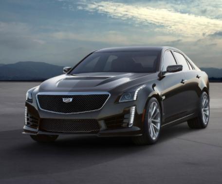2016 Cadillac CTS Brochure
