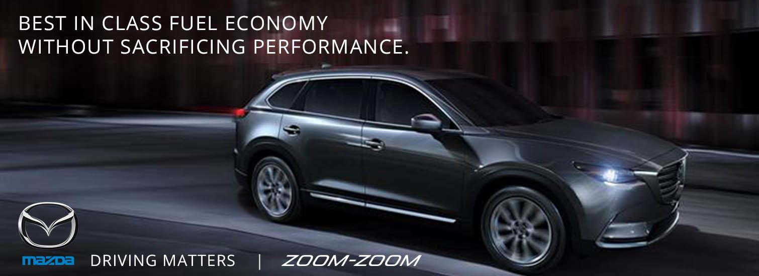 Mazda Fuel Economy