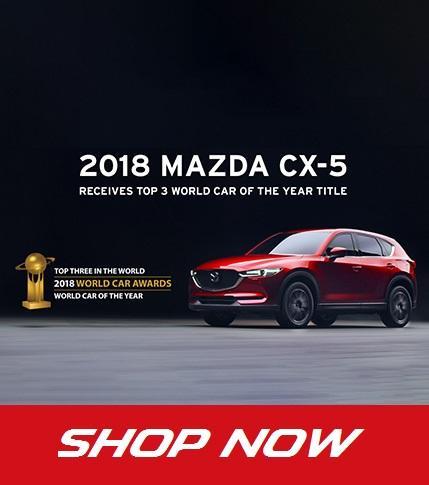 Markham Mazda 2018 CX-5
