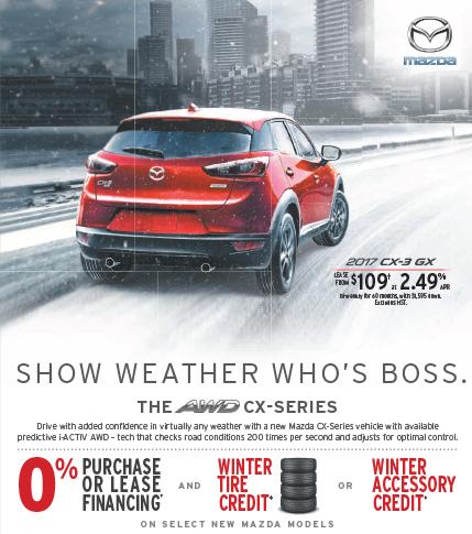 Winter Tire Credit