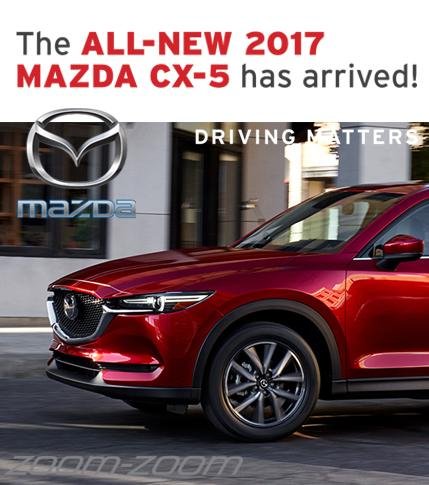All New Mazda 2017 CX5
