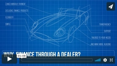 Why Finance Through a Dealership?