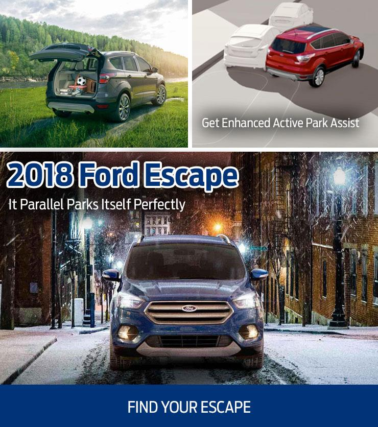 2018 Escape at Nelson Ford