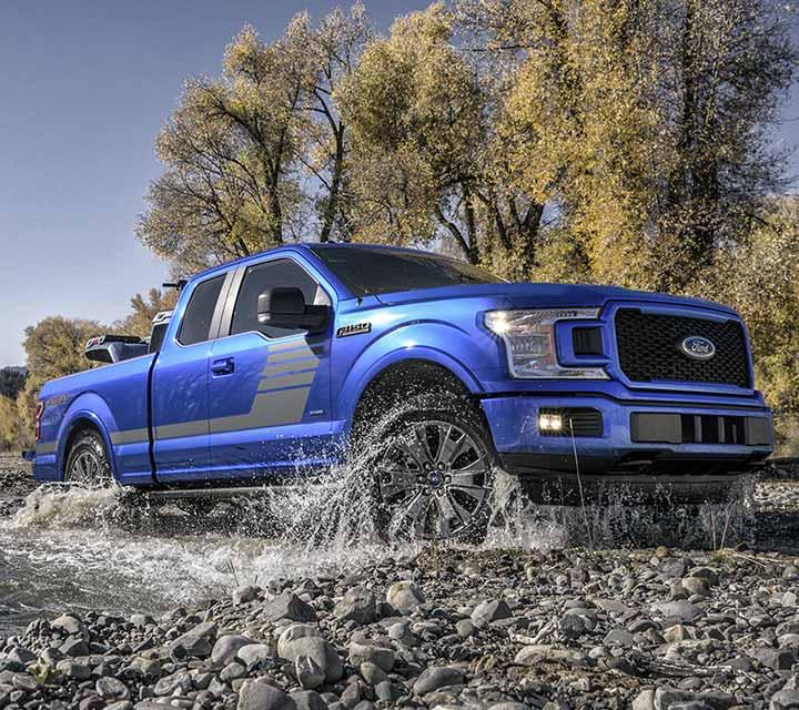 F-150 Appearance Packages