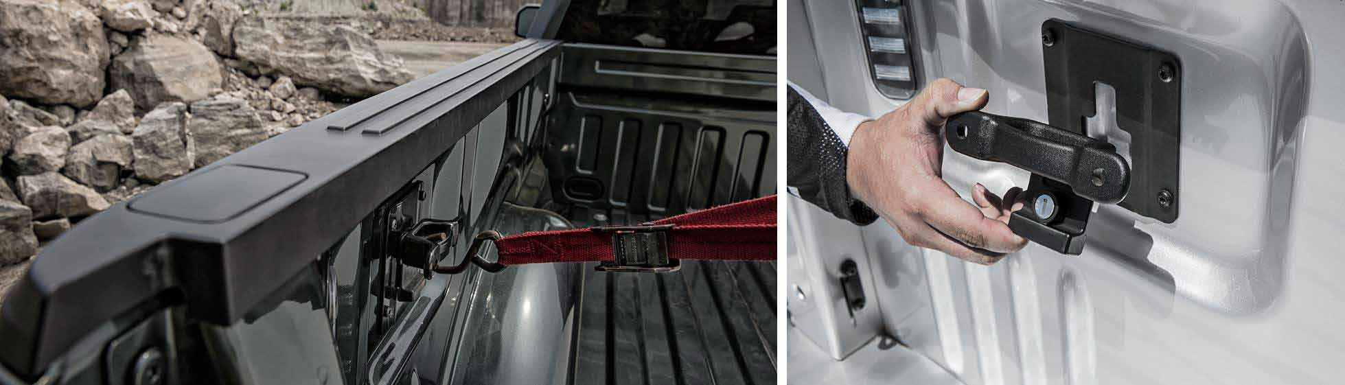 2018 F-150 Available BoxLink