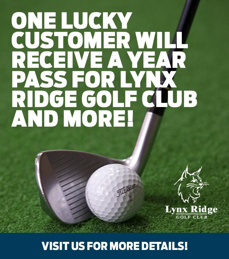 Lynx Ridge Golf Course