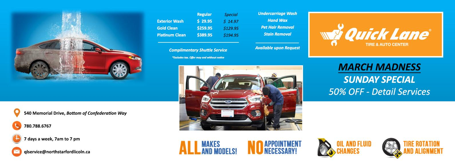 Northstar Ford March Madness