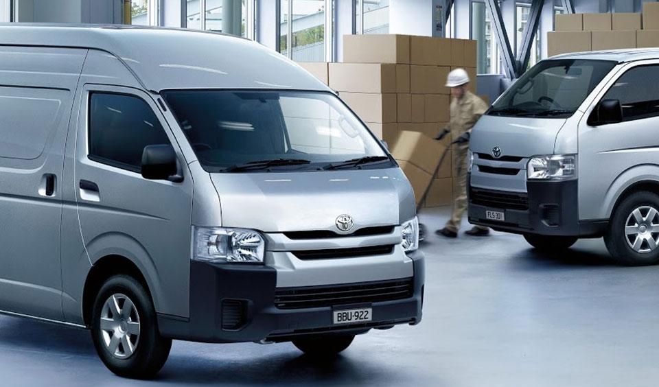 Toyota Fleet Service In Springwood