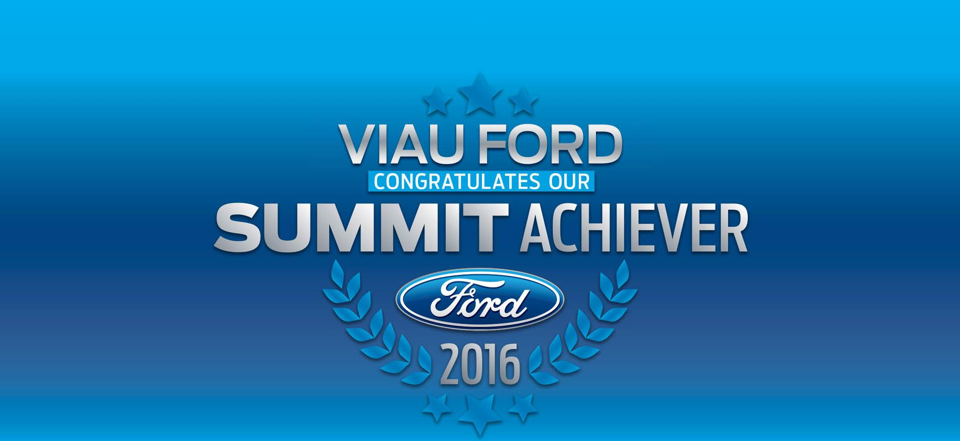 Summit Performer Viau Ford