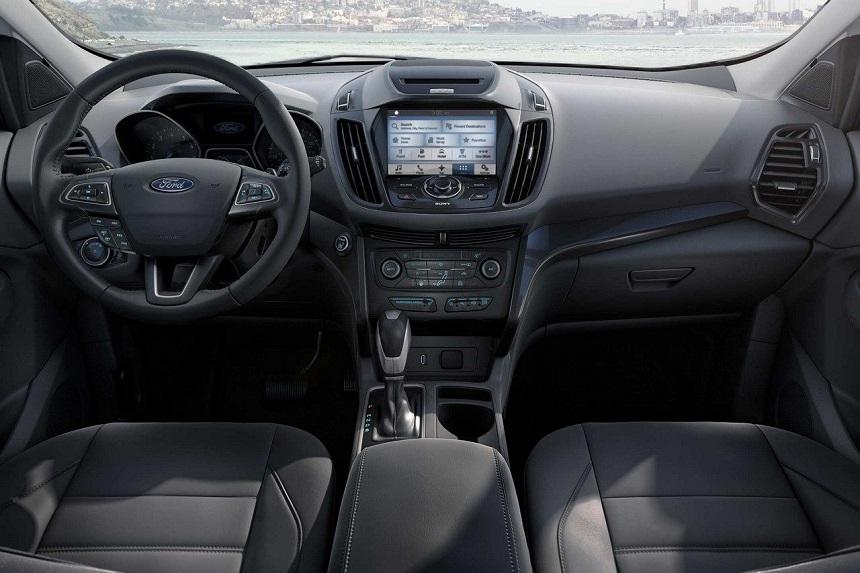 2018 Ford Escape Trim Levels