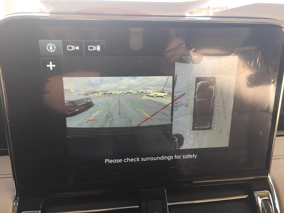 2018 Lincoln Navigator, Backup Camera|