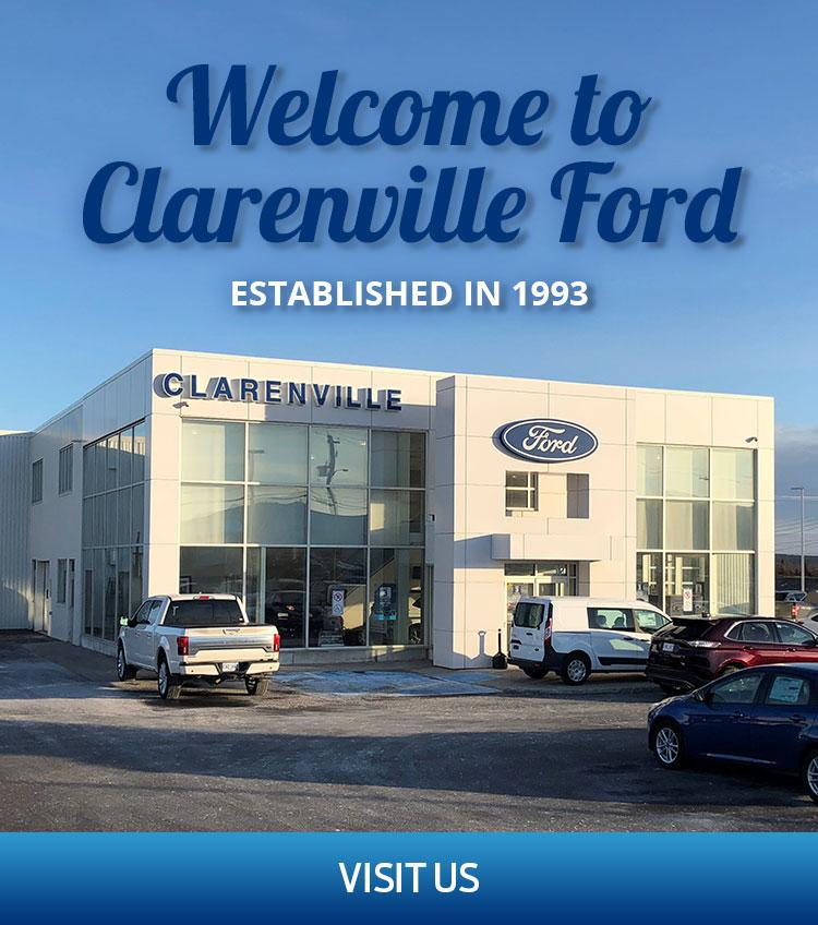 clarenville ford