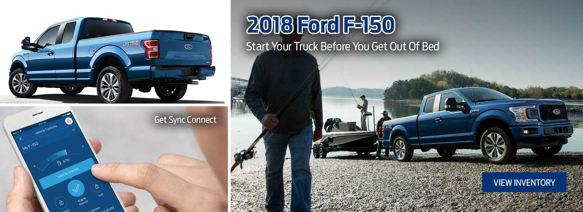2018 F-150 Clarenville Ford