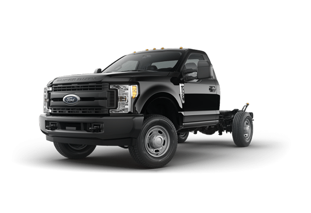 chassis ford f-350