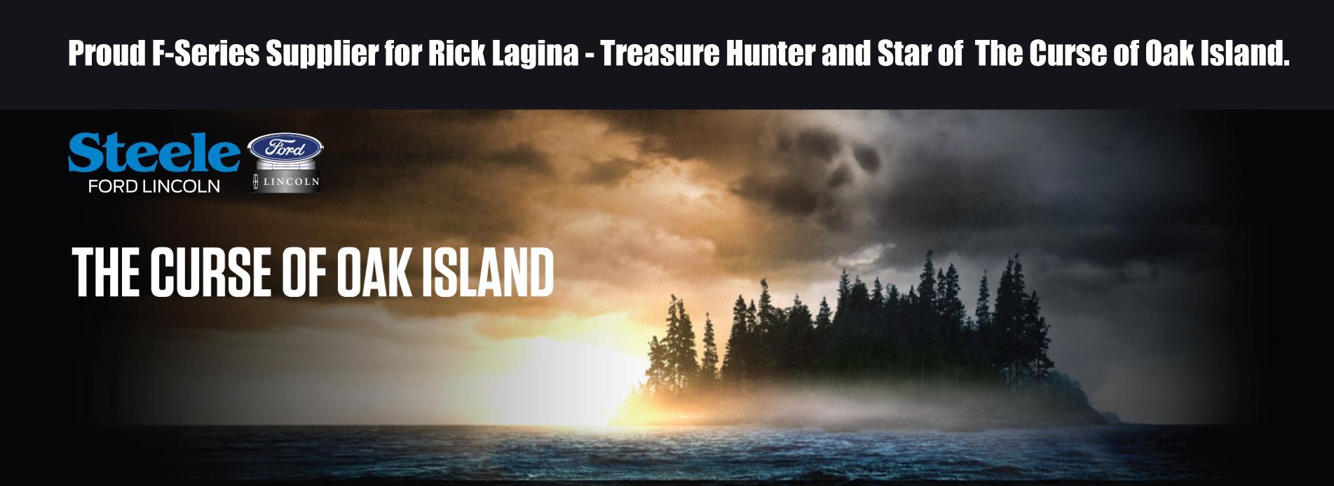 Oak Island Sponsorship