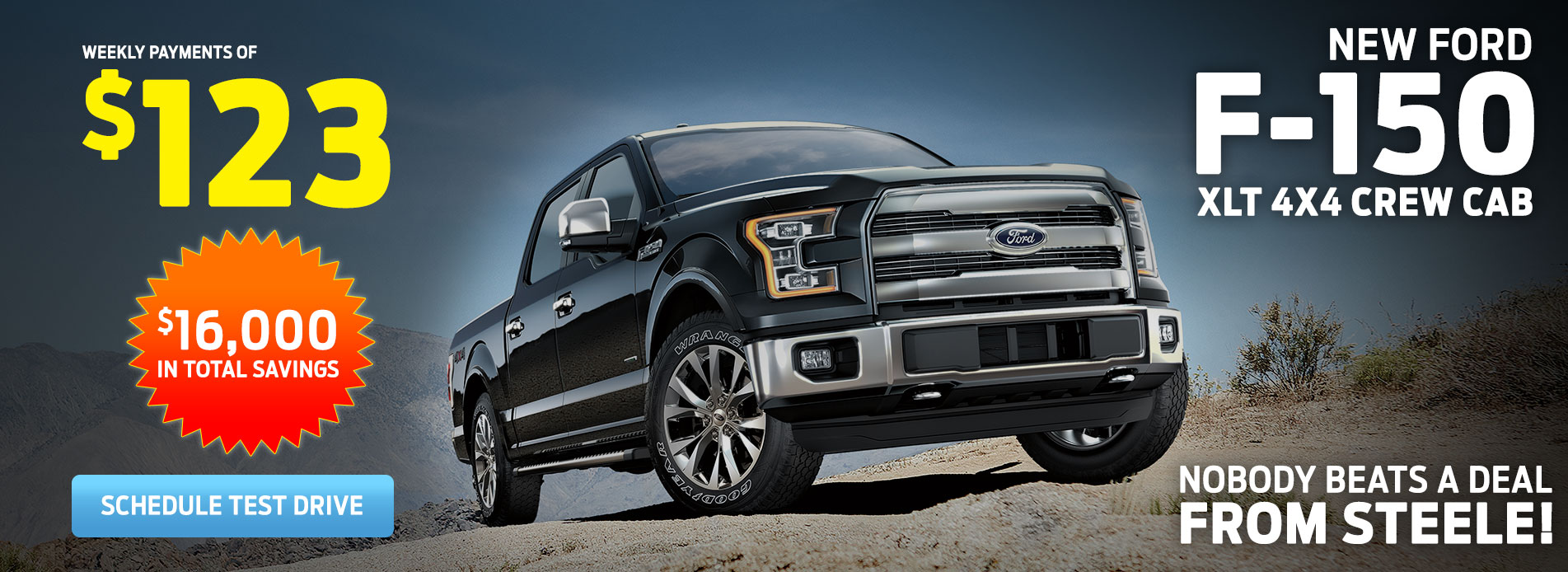 2016 ford truck for sale