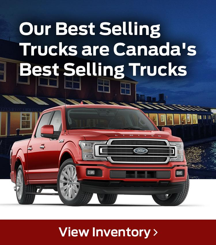 Ford Truck Dealership: New & Used Car And Truck Dealership