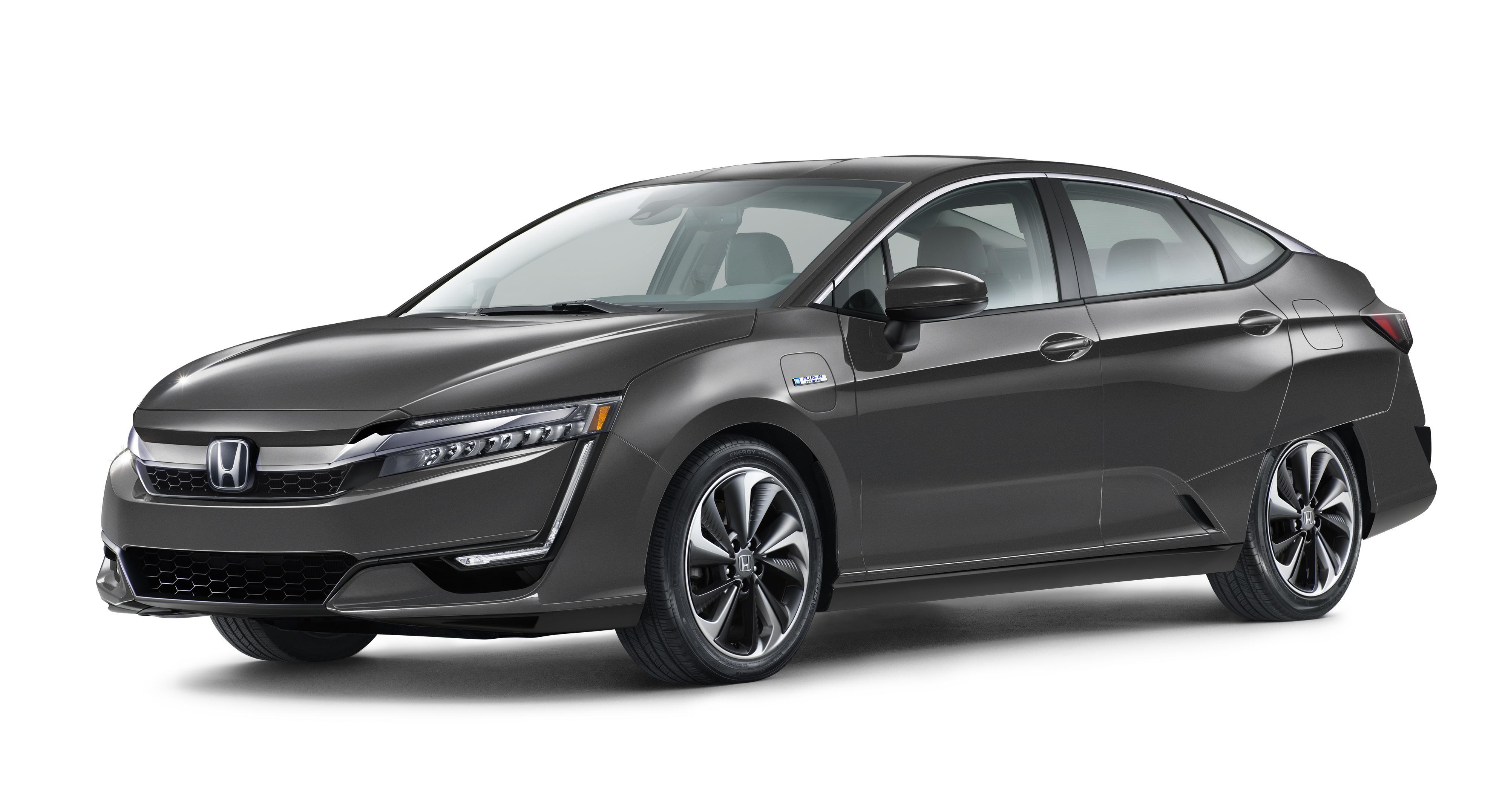 2018 Honda Clarity Electric