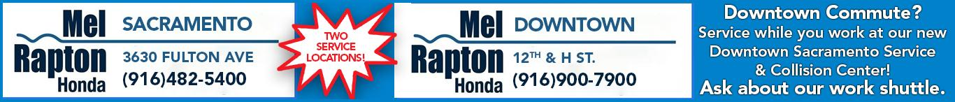 Mel Rapton Honda Service and Collision Center