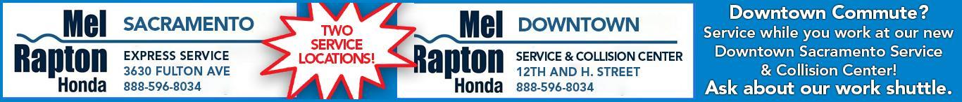 Mel Rapton Honda Service and Collision Center